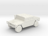 1/100 Humvee W.I.P. downloadable 3d printed