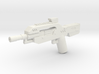 Burst Rifle  3d printed