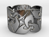 Triquetra Ring Size 8 3d printed