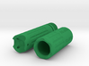 Plastic AAA 1 Torch Host (Flashlight) 3d printed