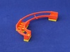 Marble Run Bricks: Curved Track Set 3d printed build example