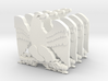 AIGLE NAPOLEON X4 3d printed