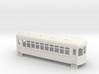 HO Gauge  short trolley car 3d printed