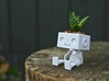 Robbie the Robot Planter 3d printed