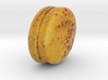 The Passionfruit Macaron 3d printed