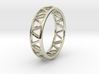 Truss Ring 2 Size 10 3d printed