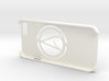 iPhone 6 Case with Atheism Symbol 3d printed