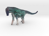 Isisaurus Color 3d printed Sauropod in color by ©2012 RareBreed