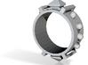 Guard III Ring - Sz. 5 3d printed