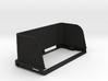 iPhone 6/6s Visor / FPV Deep Hood - Easy Glide 3d printed iPhone 6 Visor / FPV Hood