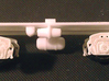 UP Water Tender HO Scale 1:87 Jim Adams  3d printed Chassis & Trucks
