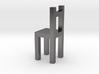 Chair Charm 3d printed