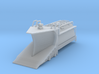 Snow Plow z scale 3d printed