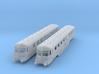 GWR Railcar - Twin Car Set - Z 1:220 3d printed