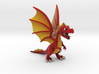 Dragonvale Adult Fire Dragon 3d printed