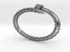 BIG Screw Bracelet - Large 3d printed