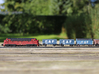 HJ Vogn in N scale (TOP Parts 1-2) 3d printed Example photo: Other rolstock not included