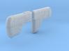 Light Missile Cruiser Multi-Part Kit 3d printed