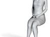 Woman Sitting 16th 3d printed