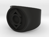 Indigo Tribe Compassion GL Ring Sz 7 3d printed