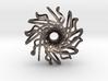 Spiral Ring Pendant 3d printed