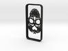 Iphone 5 Hoesje Bjorn Kant 0.80 Skull 3d printed