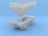 GWR Design P22 with printed-in wheels 3d printed