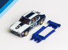 1/32 SRC Ford Capri RS Chassis for Slot.it IL pod 3d printed Chassis compatible with SRC Ford Capri LV body (not included)