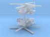 1/700 Ka-50 Hokum (x2) 3d printed