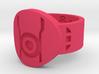 Red Rage FF (Sz's 5-15) 3d printed