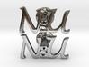 Nihan+Ufuk 4ever 3d printed