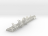 Mandible Port V0.4 3d printed