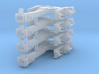 ZB (H0e) - 2P Drehgestelle für 4-ax Pw (Bosna) 3d printed