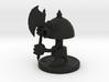 Axe Robot Black 3d printed