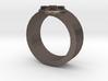 Winter Ring 3d printed