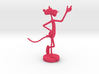 Pink Panther Figurine 3d printed Pink Panther