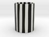 Cleophea Tealight Zebra 3d printed