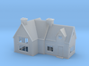 Country House 2 Z Scale 3d printed