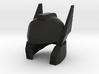 Machina Alternative Helmet 1 3d printed