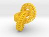 Escher Knot 3d printed