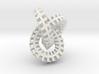 Escher knot medium 3d printed