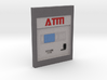 "Contemporary ATM for 4"" Figures 3d printed"