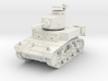 PV27B M3 Light Tank (28mm w/separate hatch) 3d printed