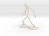 MTI Stickman-poses05 3d printed