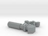 MiniTank Guns 3d printed