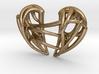 Healing Heart Pendant 3d printed