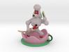 Teacup Poodle Ninja 3d printed