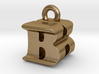 3D Monogram Pendant - BHF1 3d printed