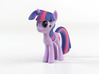 My Little Pony - Twilight (≈65mm tall) 3d printed