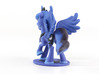 My Little Pony - Luna S2 Posed (≈70mm tall) 3d printed